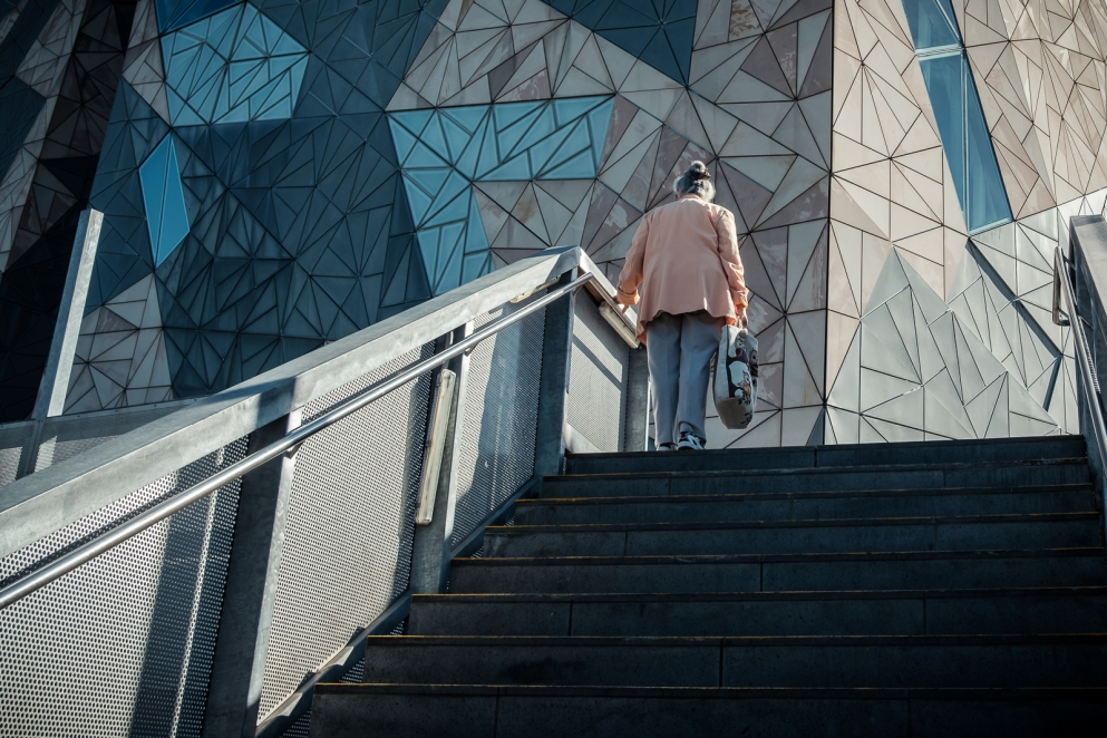 Melbourne 2018 – My Year of Street Photography | Greg Cromie Photography